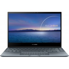 Ноутбук 13' Asus ZenBook Flip UX363EA-HP044R (90NB0RZ1-M07360) Pine Grey 13.3' Multi-touch, глянцевый OLED Full HD 1920x1080, Intel Core i7-1165G7 2.8-4.7GHz, RAM 16Gb, SSD 1024Gb, Intel Iris Xe Graphics, noDVD, Windows 10 Pro